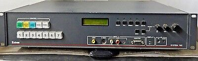 Extron System 7SC Video Switcher