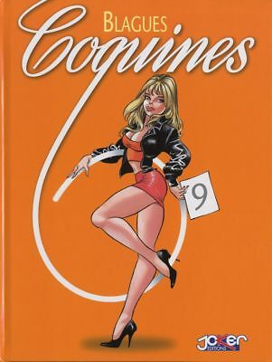BD adultes Blagues Coquines Blagues Coquines, Tome 9