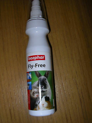 Beaphar Fly Free ( fly strike) Spray Rabbits Guinea etc