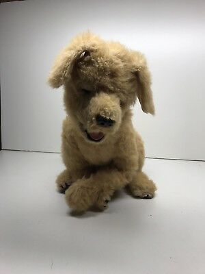 FurReal Biscuit My Lovin Pup Dog Battery Operated Hasbro 2007