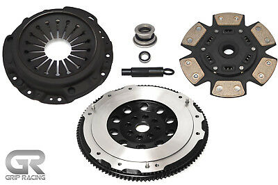 Gr Honda S2000 Stage 3 Clutch+Flywheel Ceramic Kit Fits Honda S2000 F20C F22C