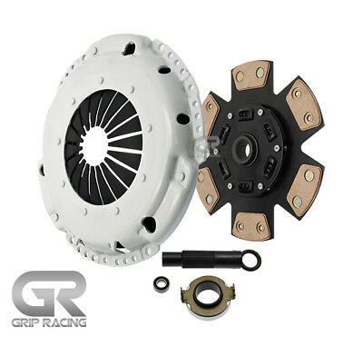 GRIP RACING STAGE 3 PERFORMANCE CERAMIC CLUTCH KIT For HONDA CIVIC 06-14 1.8L