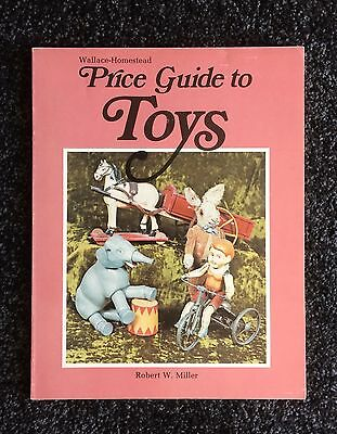 Price Guide to Toys, Wallace Homestead, 1975
