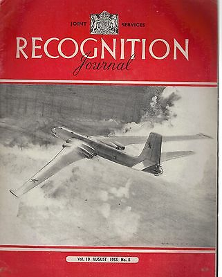 1955 August 52957 Recocnition Journal