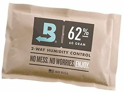 Boveda 60 Gram 2-Way Humidity Control Humidipak (1 pack)