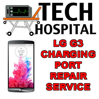 LG G3 Charging Port Repair Service