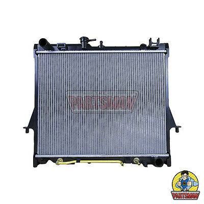 Radiator Man & Auto Trans Holden Rodeo RA Ute 3/03-6/08 Conv Top & Bot Tank Type