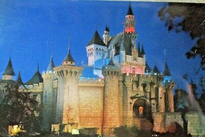 Collection Of 10 Vintage Disneyland Postcards From 1950S & Early 1960S+Free Post