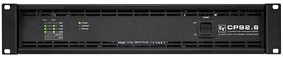 Electro-Voice CPS 2.6 MKII CLASS-AB POWER AMPLIFIER,CONTRACTOR PRECISION SERIES