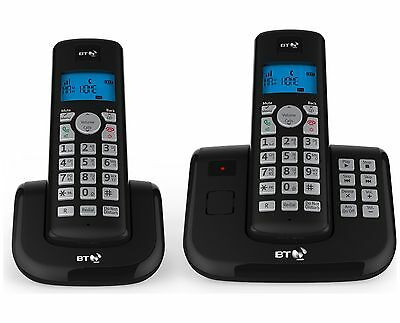 BT 3560 Cordless Telephone with Answer Machine - Twin.