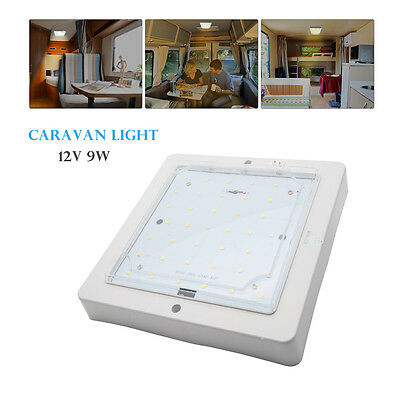 LED Ceiling Lights Caravan Light 12v Super White Surface Mounting 900 Lumens