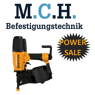 Bostitch Coilnagler N75CWW-1-E
