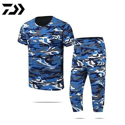 DAIWA Fishing Suit Fishing Shirt And Pants 3 Colors Brand New With Tags M-3XL