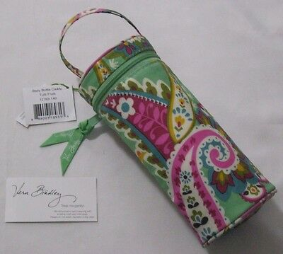 Vera Bradley TUTTI FRUTTI Baby BOTTLE Caddy WARMER Bag INFANT Food BPA FREE  NWT