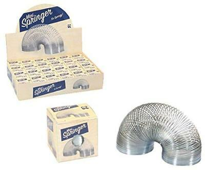 Keycraft Mini Springer Metal Slinky Spring Hours of Fun in Gift Box
