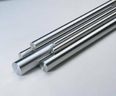 STAINLESS STEEL(304)ROUND BAR/ROD 4,5,6,7,8,10,12mm diameter (in many Lengths)