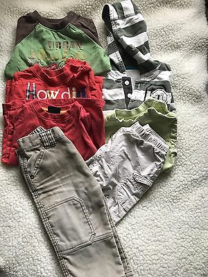 Pre-owned/6-9 Month/ Boys Clothes Bundle B5