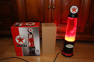 Texaco Lava Lamp Lyon Motions Product - 1997