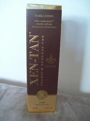 XEN-TAN DARK LOTION weekly self-tan Dark 236ml