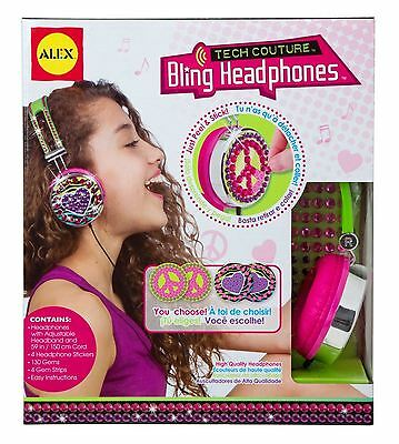 Alex Bling Headphones