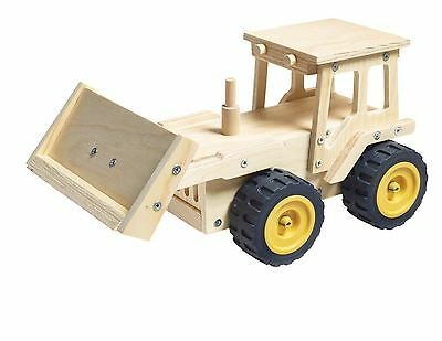 Red Toolbox Junior Bulldozer