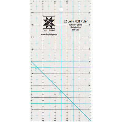 "Jelly Roll Ruler-5""X10"" 8829425A"