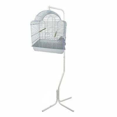 Heritage Westminster XLarge Bird Cage & Tall Stand Budgie Canary Cockatiel Finch