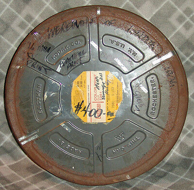Werewolf of London 16mm 1935 Henry Hull feature film 2 reels/box COMPLETE