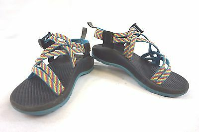 b31f4c33e CHACO ZX1 ECOTREAD Sandal (Toddler Little Kid) Multi color size 12 ...