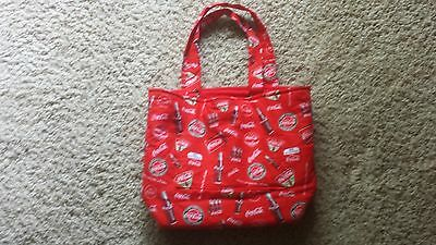 Coca-Cola Reusable Collectors Bag!!!