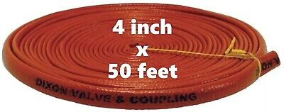 DIXON 10210-64 Fire Jacket for Hose 4 inch x 50'