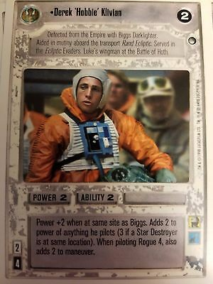 Corrected Mail-In Star Wars CCG Hoth Limited R-3PO