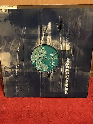 """E-Z Rollers Walk This Land Remixes 12"""" Promo Moving Shadow Original 1999"""