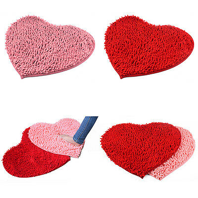 Bedroom Heart-Shaped Carpet Floor Rugs Home Wedding House Carpet Decoration