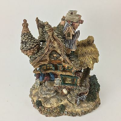 Boyds Bearly-Built Villages - Boyds Town - MR. PENNYPINCHER'S COLLECTIBLES SHOPP