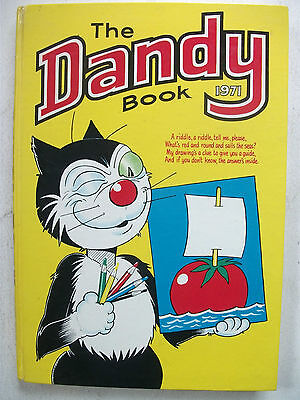 DANDY BOOK (Vintage From 1971) *High Grade