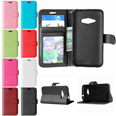 For Samsung J1 J2 J3 J5 J7 J9 Magnetic Flip PU Leather Slot Wallet Cover Case V6
