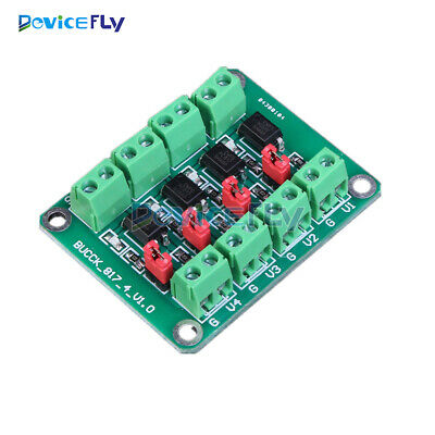 PC817 4-Channel Voltage Converter Module Optocoupler Isolation Driving Module