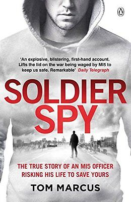 Soldier Spy By Tom Marcus. 9781405927895