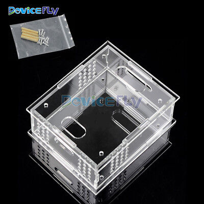 Acrylic Case F ZVS Tesla Flyback Driver Zero Voltage Switching Inductive Heater