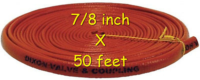DIXON 2210-14 Fire Jacket for Hose 7/8 inch x 50'