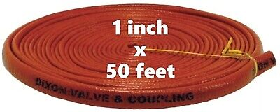 DIXON 2510-16 Fire Jacket for Hose 1 inch x 50'