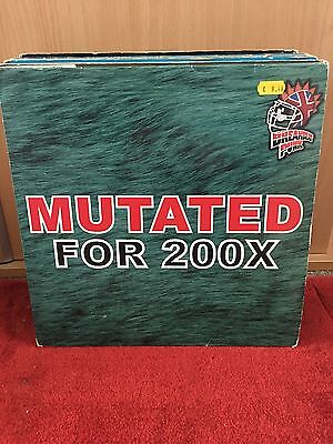 """Bad Company Mutated for 200X 2002 UK Breaking Punk 2x12"""""""