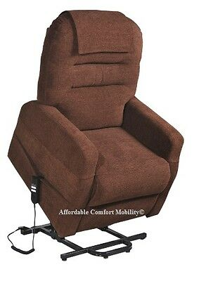 Lilburn Electric Mobility Armchair Single Motor Riser Recliner Auto Lift Chair