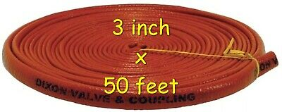 DIXON 7610-48 Fire Jacket for Hose 3 inch x 50'