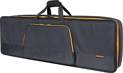 Roland CB-G49D Gold Series Pro 49-Note Deep Keyboard Bag With Backpack And Shoul
