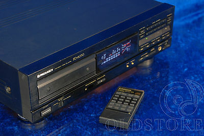 ►Pioneer Pd 8070◄Lettore Cd Player Con Telecomando Philips Tda 1541 Vintage