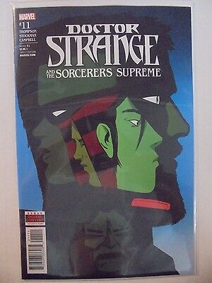 Doctor Strange and the Sorcerers Supreme #11 Marvel NM Comics Book