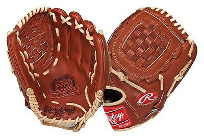 "Rawlings PROS20BR 12"" Pro Preferred Series Pitcher / Infield Baseball Glove New!"