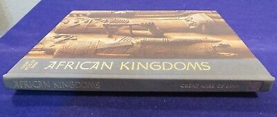 1966 AFRICAN KINGDOMS; Great Ages Of Man Hardcover Book by TIME LIFE BOOKS